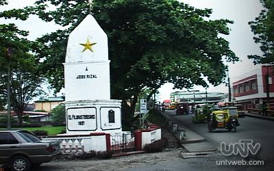 Kauna-unahang monumento ni Dr. Jose Rizal, makikita sa