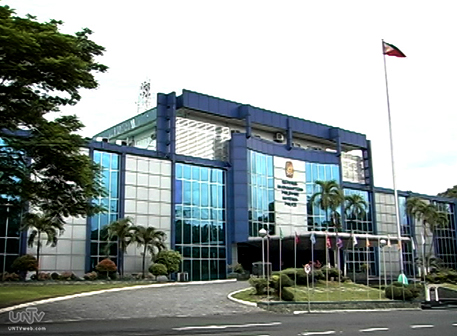 FILE PHOTO: PNP Headquarters at Camp Crame (UNTV News)