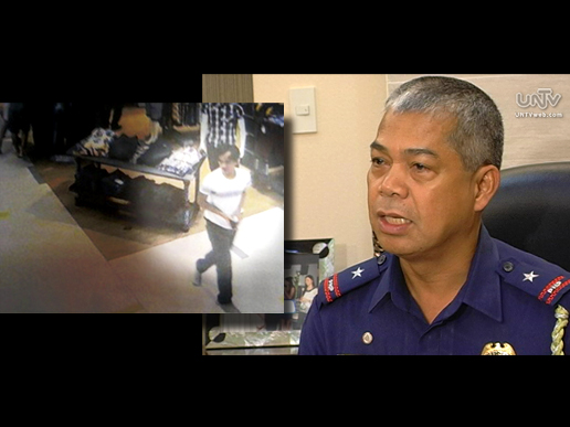 PHOTO: PNP-SOSIA Chief P/CSupt. Tomas Pentoy (UNTV News)