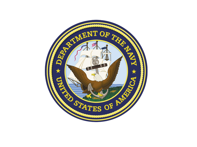 US Navy logo (Wikipedia)