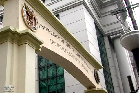 Sa likod ng UP Manila Campus itatayo ang isang modernong research facility na nagkakahalaga ng P1 billion. (UNTV News)