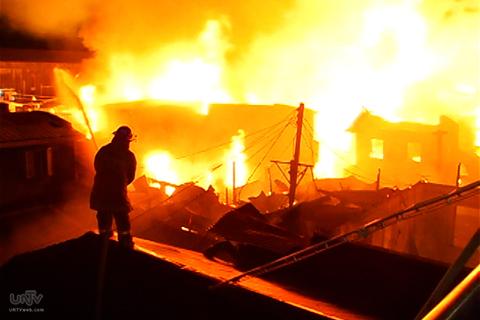 Bfp Dadalaw Sa Mga Bahay Upang Magturo Ng Fire Safety Tips