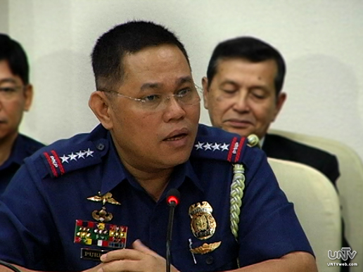 PNP Chief Alan Purisima (UNTV News)