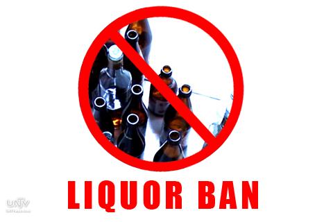 Liquor Ban (UNTV News)