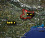 Bihar, India (Google Maps)