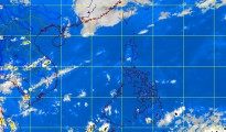 MTSAT ENHANCED-IR Satellite Image  5:32 p.m., 02 April 2013 (PAGASA.DOST.GOV.PH)