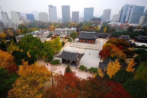 FILE PHOTO: Deoksugung Palace, Seoul, South Korea (PHOTO CREDITS: Chamberikore via Wikipedia)