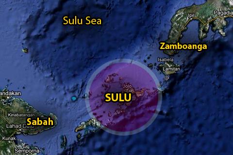 Google Map: Sulu
