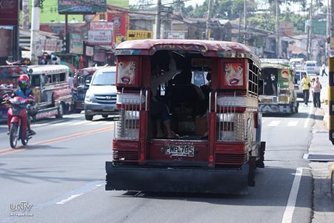 FILE PHOTO: Isang pampasaherong jeep (RAYMOND BALA LACSA / Photoville International)
