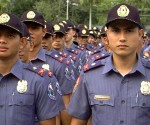 FILE PHOTO: Philippine National Police in formation (UNTV News)
