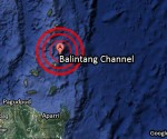Google Maps: Balintang Channel