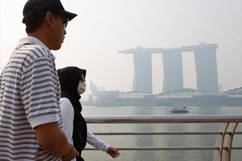 Haze pollution sa Singapore, lalo pang tumitindi - UNTV News