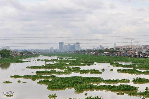 FILE PHOTO: Ang Pasig River na kumukonekta sa Laguna de Bay at Manila Bay. (DARWIN DEE / Photoville International)