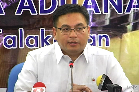 """The reshuffle is inevitable, it will happen."" — Bureau of Customs Commissioner Ruffy Biazon (UNTV News)"