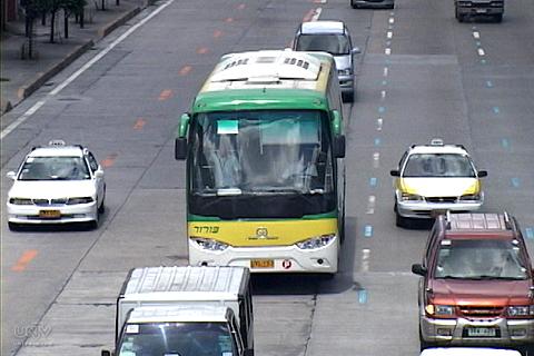 FILE PHOTO: Bus (UNTV News)