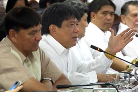 Department of Agriculture Secretary Proceso Alcala (UNTV News)