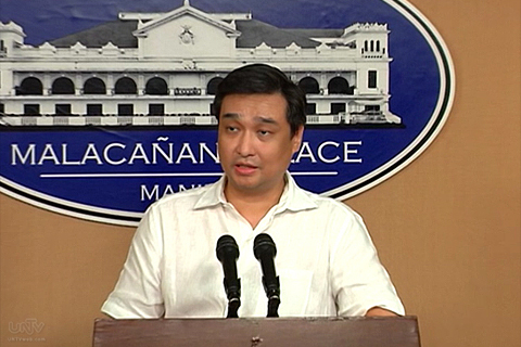 FILE PHOTO: Presidential Communications Development and Strategic Planning Secretary Ricky Carandang (UNTV News)