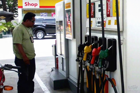 FILE PHOTO: Isang gasolinahan ng Shell. (PHOTOVILLE International / Frederick Alvior