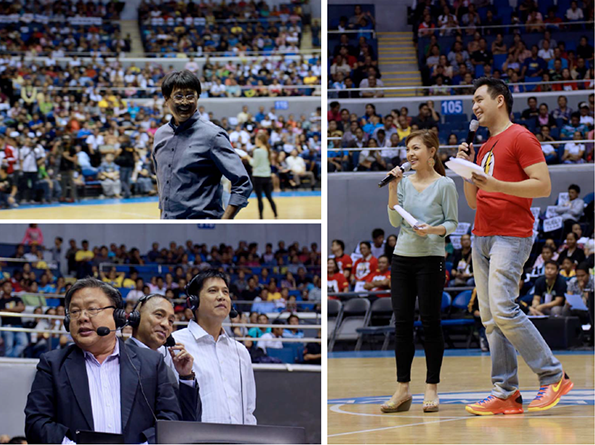 A UNTV Cup photo by Kristine Leigh G. Domingo