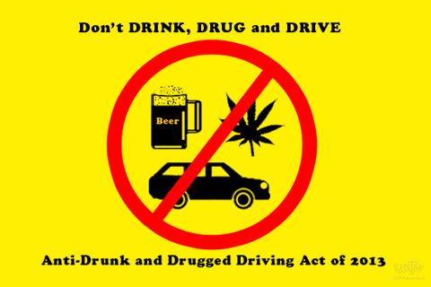 Anti Drunk And Drugged Driving Law Ipatutupad Ng Lto