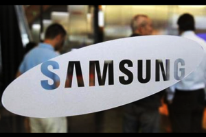 FILE PHOTO : Samsung logo CREDIT: REUTERS/TRUTH LEEM