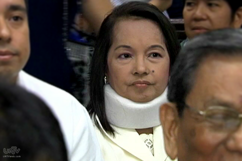 FILE PHOTO: Former President Gloria Macapagal-Arroyo (UNTV News)