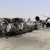A wreckage of a burnt aircraft is pictured after a shelling at Tripoli International Airport July 21, 2014.  CREDIT: REUTERS/HANI AMARA