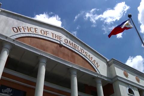 Office of the Ombudsman facade (UNTV News)