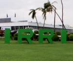 Internationl Rice Research Institution (IRRI) facade (UNTV News)