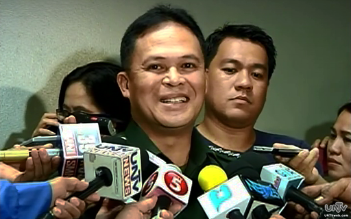 Armed Forces of the Philippines (AFP) Chief of Staff General Gregorio Pio Catapang (UNTV News)