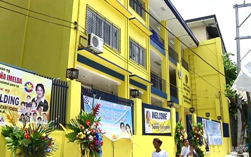 TESDA - Quezon City facade (UNTV News)
