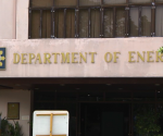 Department of Energy facade (UNTV News)