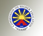Commission on Higher Education (CHED) logo