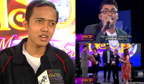 """Ang composer ng """"Panginoon Kay Buti Mo"""" na si Jesse Bayodoc. (UNTV News)"""