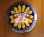 Commission on Elections (COMELEC) logo (UNTV News)
