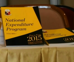 National Expenditure Program 2015 (UNTV News)