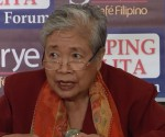 Dating National Treasurer Professor Leonor Briones (UNTV News)