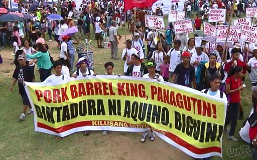 Pipilitin ng anti-pork barrel groups sa loob ng anim na buwan na makakalap ng anim na milyong lagda na gagamitin sa pagsusulong ng batas na tuluyang mag-aalis sa pork barrel system (UNTV News)