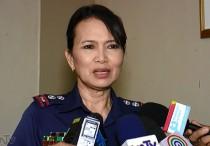 HPG Spokesperson P/Supt. Elizabeth Velasquez (UNTV News)