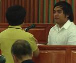 Ang pagharap ni PDAF Scam whistleblower Benhur Luy nitong Lunes sa pagpapatuloy ng pagdinig ng Sandiganbayan sa hiling ni Sen. Jinggoy Estrada na pansamantalang makalaya sa kasong plunder. (UNTV News)