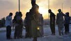FILE PHOTO: Islamic State of Iraq and Syria (ISIS) terrorists (REUTERS)