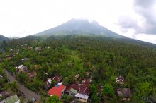 UNTV Drone Shot : Bulkan Mayon (UNTV News)
