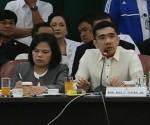 House Committee on Justice Chairman Niel Tupas Jr. (UNTV News)