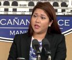Deputy Presidential Spokesperson Usec. Abigail Valte (UNTV News)