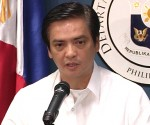 Department of Foreign Affairs Spokesperson Charles Jose (UNTV News)