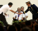 "FILE PHOTO: President Benigno S. Aquino III graces the 113th Police Service Anniversary at the PNP Multi-Purpose Center, Camp Crame in Quezon City on Friday (August 08, 2014). With the theme: ""Pulisya, Kaagapay ang Mamamayan para sa Patuloy na Kapayapaan at Kaunlaran,"" the Philippine National Police celebrates Police Service Anniversary in commemoration of the joint founding anniversaries of the Insular Constabulary established in 1901 and the Integrated National Police, organized in 1975, both forerunner organizations of the PNP. Also in photo are Interior and Local Government Secretary Manuel Roxas II and PNP Chief Director General Alan Purisima. (Photo by Gil Nartea / Malacañang Photo Bureau)"