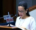 Senator Grace Poe-Llamanzares (UNTV News)