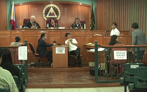 Ang pagsalang sa witness stand nang dating pinagkakatiwalaang empleyado ni Janet Lim Napoles sa JLN Corporation na si Marina Sula sa Sandiganbayan. (UNTV News)