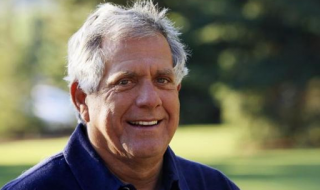 Leslie Moonves, CEO of CBS Corporation, arrives for the third day of the Allen and Co. media conference in Sun Valley, Idaho July 11, 2014. CREDIT: REUTERS/RICK WILKING