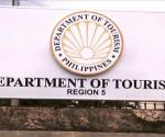 Department of Tourism - Region 5 facade (UNTV News)